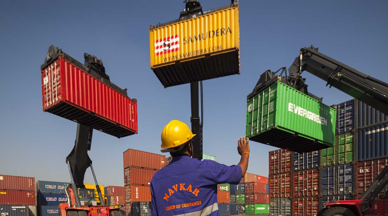 M/s Navkar Corporation Ltd  | Container Freight Stations